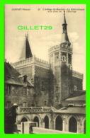 LIGUGÉ (86) - L'ABBAYE ST-MARTIN, LA BIBLIOTHÈQUE ET LA TOUR DE L'HORLOGE - LÉVY ET NEURDEIN RÉUNIS - - Poitiers