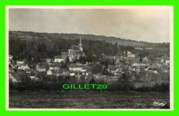 TOUCY (89) - VUE GÉNÉRALE DU VILLAGE - CIRCULÉE EN 1949 - COMBIER & MACON - - Toucy