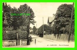 GARCHES (92) - RUE ANIMÉE DE KRONSTADT - CIRCULÉE EN 1916 - - Garches