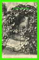 ASNIÈRES (92) - INTÉRIEUR DU CIMETIÈRE DES CHIENS - LL. - ÉCRITE EN 1917 - LÉVY FILS & CIE - - Asnieres Sur Seine