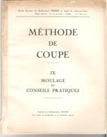 Couture - Pigier - Méthode De Coupe - Mode