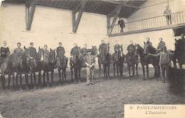 Passy-Froyennes - Animée, L'Equitation - Tournai