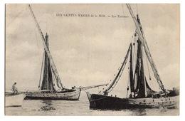 13 BOUCHES DU RHONE - LES SAINTES MARIES DE LA MER Les Tartanes - Saintes Maries De La Mer