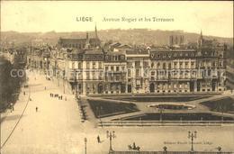11712264 Liege Luettich Avenue Rogier Et Les Terrasses Liege - België