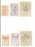3 Notgeldscheine Frankenburg 10, 20 + 50 H - Coins & Banknotes