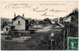 63 Vallée De LA MIOUZE Et La Gare - France