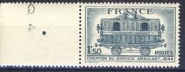 +France 1944. Service Postal Ambulant. Yvert 609. MNH(**). - France