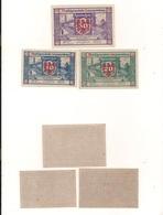 3 Notgeldscheine Herzogenburg 10, 20 + 50 H - Coins & Banknotes