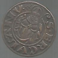 Perugia, Sec. XIV/XV, Soldo, Ae. Cm. 2,5. Sant Ercolano/Il Grifo. - Imitazioni