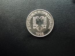 ALBANIE : 5 LEKE   1995    KM 76     Non Circulé - Albanie
