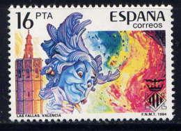ESPAGNE - 2358** - GRANDES FÊTES POPULAIRES ESPAGNOLES - 1931-Aujourd'hui: II. République - ....Juan Carlos I