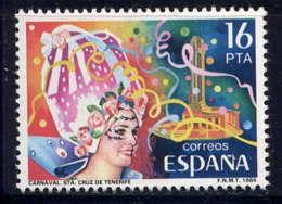 ESPAGNE - 2357** - GRANDES FÊTES POPULAIRES ESPAGNOLES - 1931-Aujourd'hui: II. République - ....Juan Carlos I