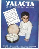 YALACTA   Le Bon Yaourt Fait Chez Soi - Publicités