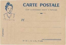 Cpa Mireille / Arlésienne   ( 13 ) - France