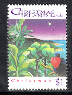 Christmaseiland 1993 Mi Nr 390, Vogel, Bird, Fregat - Christmaseiland