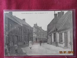 CPA - Esquelbecq - Rue De Bergues - Autres Communes