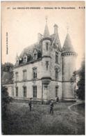 28 LA CROIX-d-PERCHE - Chateau De La Pihoudière - Other Municipalities