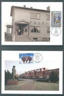 FINLAND  - 2006 -  CM/MK - 8 MAXIMUM CARDS  - Lot 18915 - Finlande