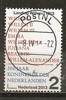 Pays-Bas Netherlands 2013 Koninklijk Huis Obl - Periode 1980-... (Beatrix)