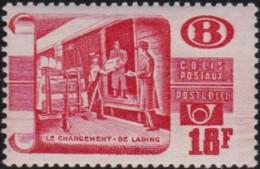 Belgie  .   OBP   .    TR  328        .   *    .   Ongebruikt Met Charnier  .   /  .      Neuf Avec Charniere - Chemins De Fer