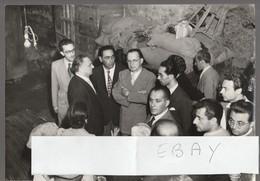 FOTOGRAFIA PHOTO VINTAGE Alcide DE GASPERI 1945-50 - Fotografia