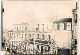 Photo 32 Auch Enterrement D'une Personnalité Vers 1900 - Auch