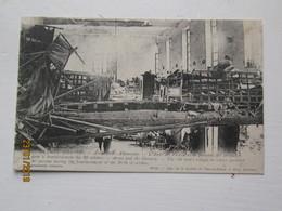 AR  : Guerre 1914-1918. ARRAS - Asile De Vieillards Où Périrent 40 Personnes Dans Le Bombardement Du 30 Octobre - Monuments Aux Morts
