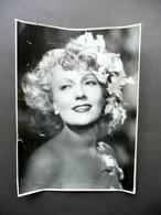 Grande Fotografia Isa Miranda Attrice Cinema Spettacolo Anni '30 '40 - Foto