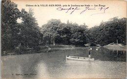 51 - VILLE Aux BOIS -- Les Etang - France