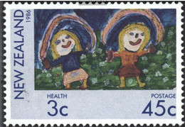 New Zealand 968-969 Couple,970 (complete Issue) Unmounted Mint / Never Hinged 1986 Health - Unused Stamps