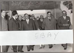 Aldo MORO ALLA FIERA DEL LEVANTE BARI 196? - Fotografia