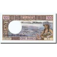 Billet, New Hebrides, 100 Francs, KM:18b, NEUF - Vanuatu