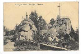 Hermitage De NOIRETABLE  (cpa 42)  Les Rochers   -  L 1 - Noiretable