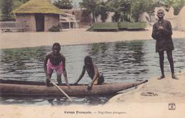 CONGO FRANCAIS  -   PLONGEURS - Congo Français - Autres