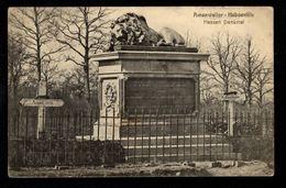 57 - AMANWEILER - HABONVILLE - HESSE - Hessen Denkmal - France