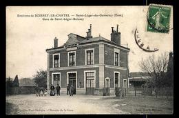 Saint-Léger-du-Gennetey Gare De Saint-Leger-Boissey - Autres Communes