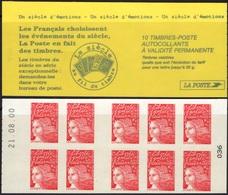 FRANCE Carnet 3085-C6 ** MNH Non Plié Marianne Du 14 Juillet Vendu Sous La Faciale 10,50 € - Booklets