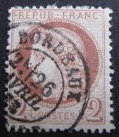 DF50478/154 - CERES N°51 (sur Support) - CàD De BORDEAUX Du 26 AVRIL 1873 - 1871-1875 Ceres