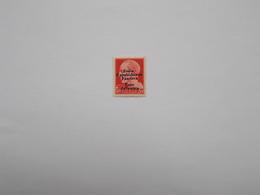 FAUX TIMBRE NEUF : BASE NAVALE ITALIENNE DE BORDEAUX 20 C ROSE-ROUGE - Guerres