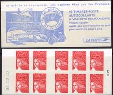 FRANCE Carnet 3419-C5 ** MNH Non Plié Marianne Du 14 Juillet Vendu Sous La Faciale 10,50 € - Booklets