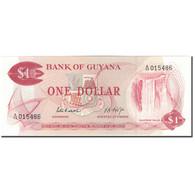 Billet, Guyana, 1 Dollar, KM:21d, NEUF - Guyana