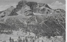 AK 0139  Hotel Dürrenstein Auf Plätzwiesen Gegen Die Hohe Gaisl ( Rotwand ) Um 1909 - Bolzano (Bozen)