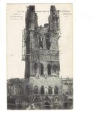 Cpa Belgique - Beffroi YPRES - Guerre 1914-1915 - Après Le Bombardement - Travaux échafaudage - A.R. - Cheval - Belgique