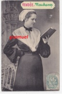 85 - Mouchamps  Femme (lecture),   (voir Scan) - France