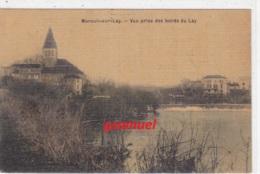 85 - Mareuil Sur Lay Vue Prise Des Bords Du Lay  (voir Scan) - Mareuil Sur Lay Dissais