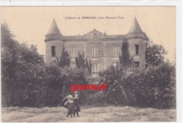 85 - Château De Beaulieu,  Près  Mareuil Sur Lay  (voir Scan) - France