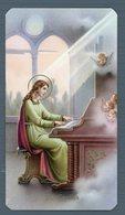 °°° Santino - St. Cecilia °°° - Religion & Esotericism