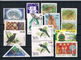 Sri Lanka Kleines Lot 14 Werte Gestempelt - Sri Lanka (Ceylon) (1948-...)