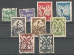 Timbre Pour La Poste Aerienne Yt 24-34 - Poste Aérienne