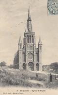 SAINT-QUENTIN: Eglise St-Martin - Saint Quentin